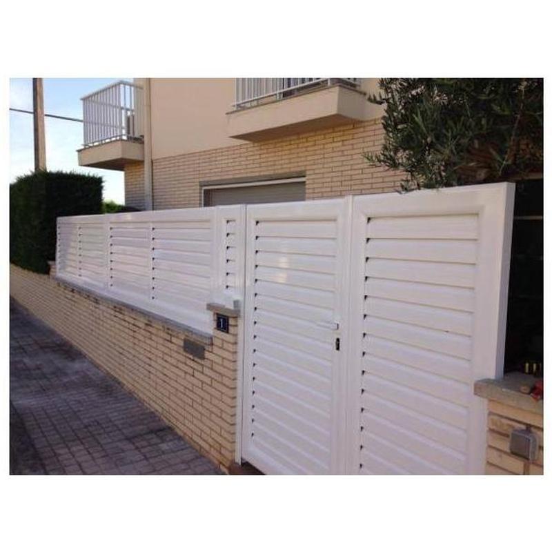 Puertas: Productos de Tancaments Albert