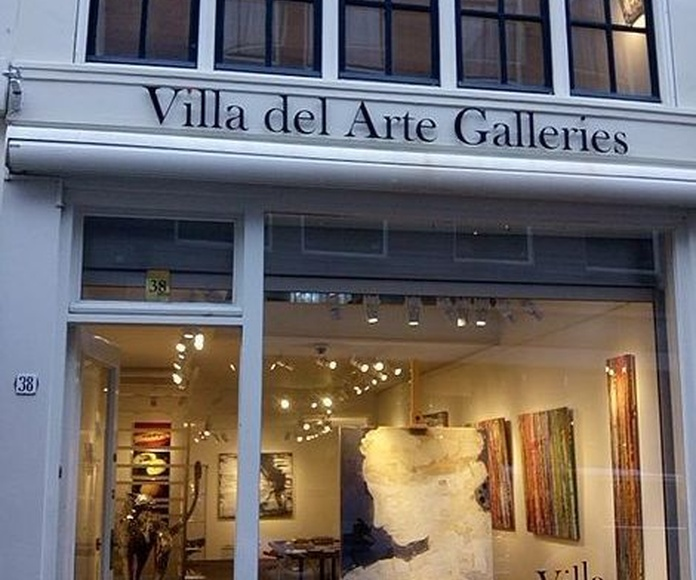 Villa del Arte en Het Spiegelkwartier de Ámsterdam | Vista exterior