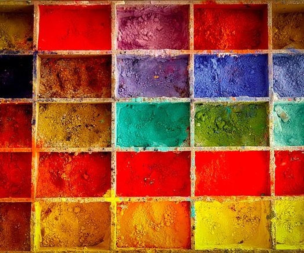 La pintura adecuada para cada estancia