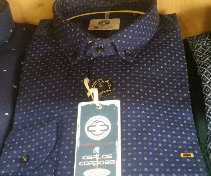 Polos, camisas y corbatas : Productos de Ropa de Hombre