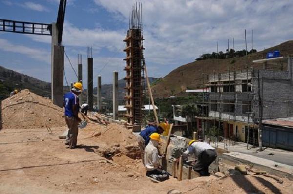 Sector CONSTRUCCION en España