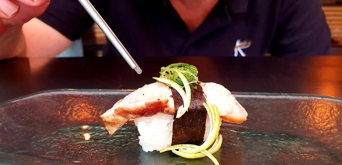 Sushi para llevar en Poble Sec (Barcelona) de cocina japonesa