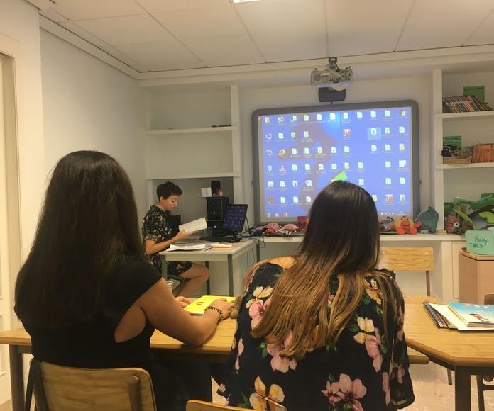 Preparando el nuevo curso 2018-2019. NOVEDADES!! Escuela Bilingüe