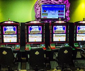 Máquinas de azar de nuestro bingo en Valencia