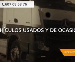 Venta de camiones en Zona Franca de Barcelona: Peltrantrade