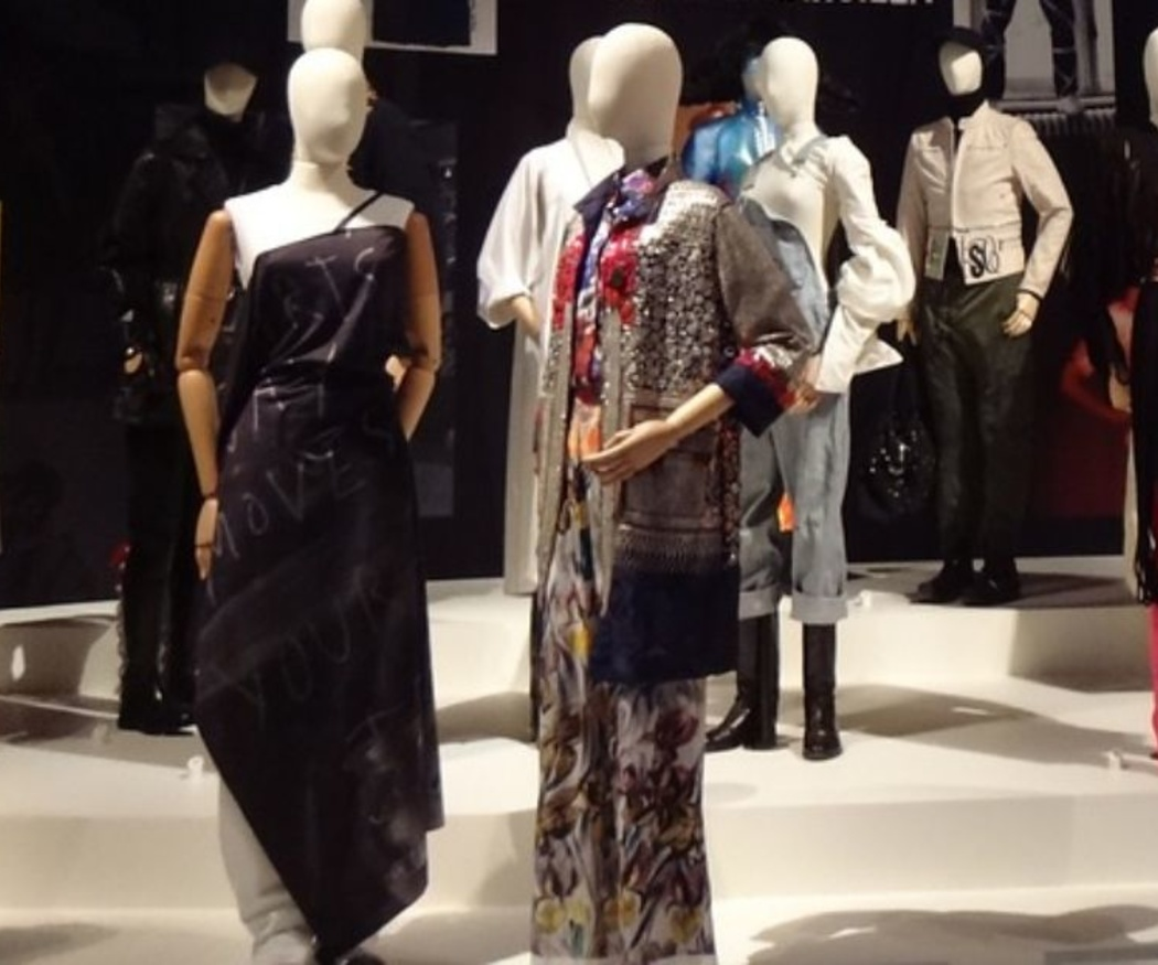 Preparar una exposición de moda