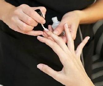 Tinte y rizado de pestañas: Tratamientos  de Ana Laguardia Fisioterapia y Estética