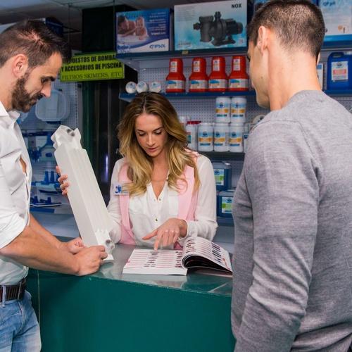 Amplio catálogo de productos para la instalación de calefacción
