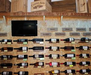 el rincón del vino argentino