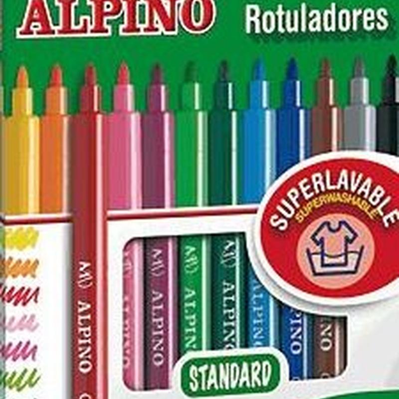 ROTULADORES ALPINO STANDAR