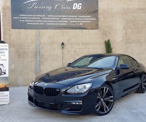 BMW 640i Mpack