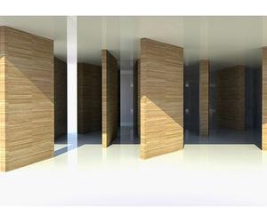 Tabiques de madera en Guipúzcoa