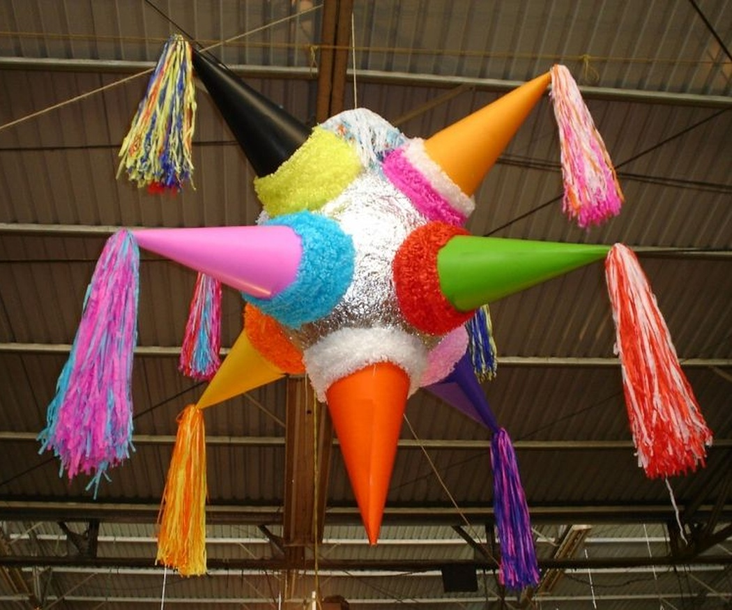 Orígenes de la piñata