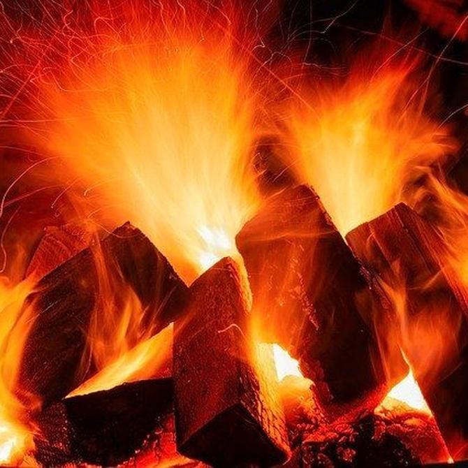 Cocinar con carbón en Navidad, ¿por qué no?