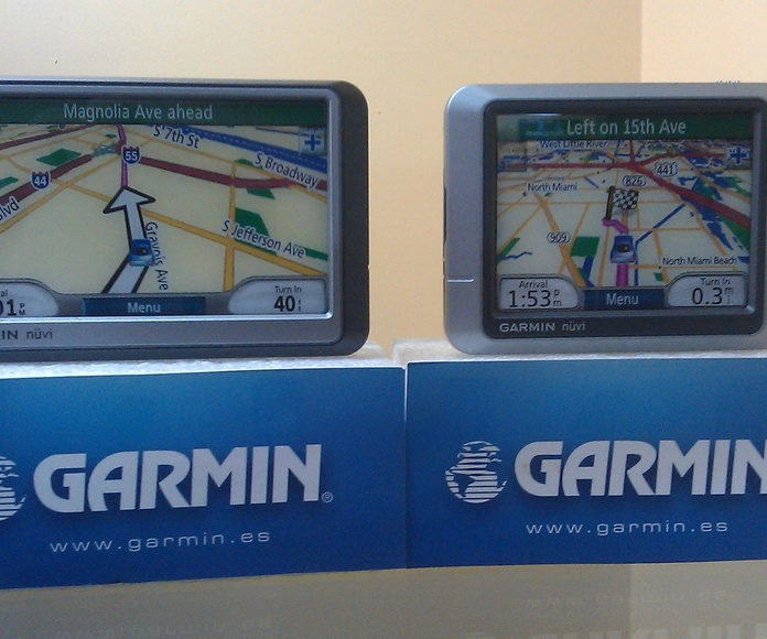 GARMIN EUROPA: Catálogo de Olanni Electronics