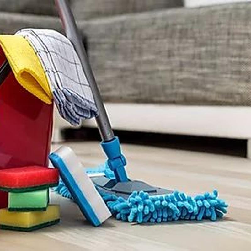 Limpieza general: Tratamientos de Anfe Limpieza y Desinfección