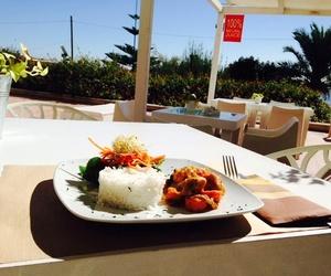 Buen restaurante en Ibiza