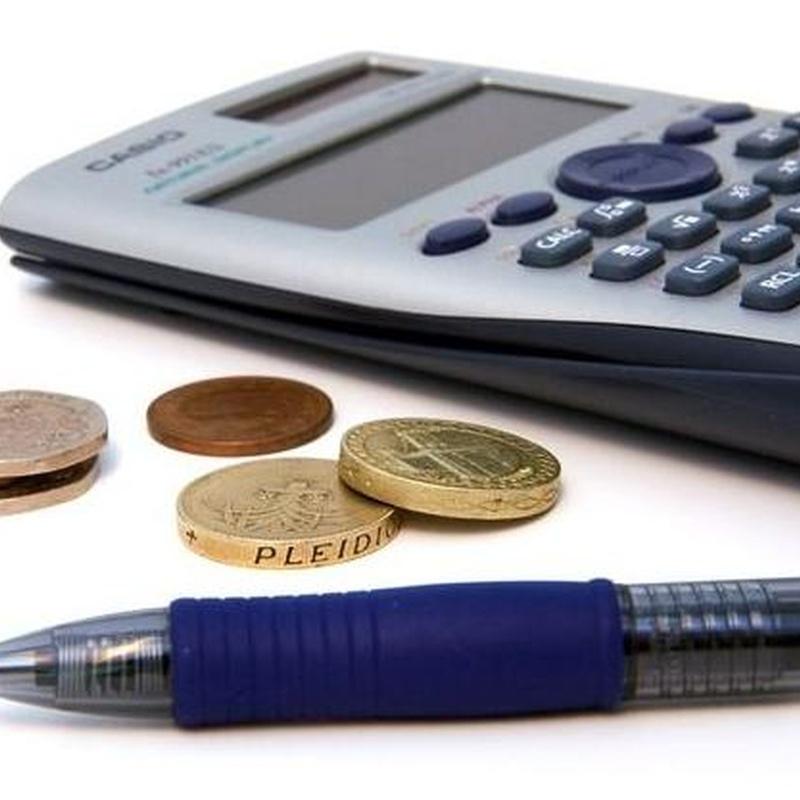 Fiscal: Servicios de Servi Gestió Llasfont, S.L.