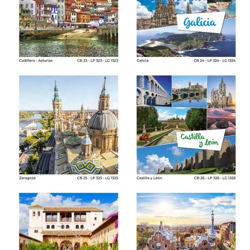 Calendarios en Madrid | Gráficas Kalendex