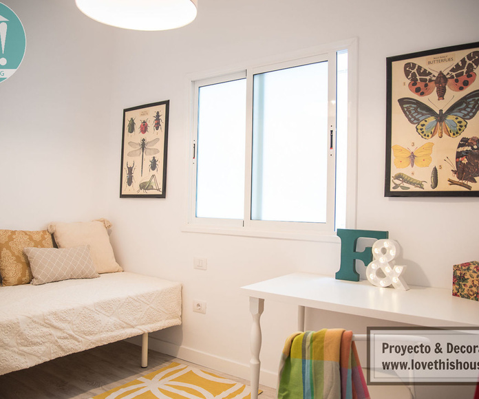 Reforma integral de vivienda en Santa Cruz de Tenerife
