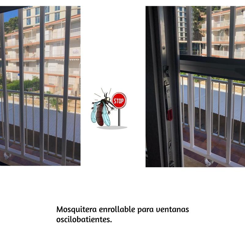 Mosquiteras: PRODUCTOS de Monmatic Automatismos, S.L.