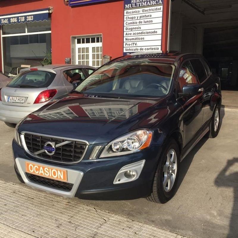 Volvo XC60 D5: Vehículos de ocasión de OCASIÓN A LAGOA