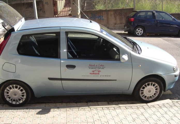 Taller de coches Mataró