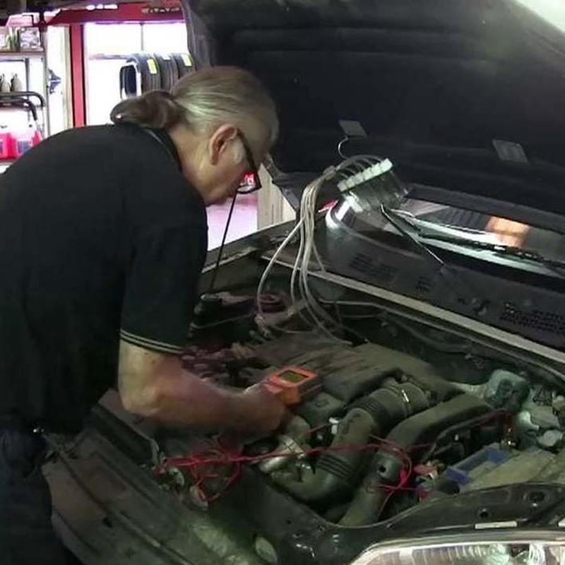 Mecánica del automovil en Alcobendas: CATÁLOGO de Novolavado