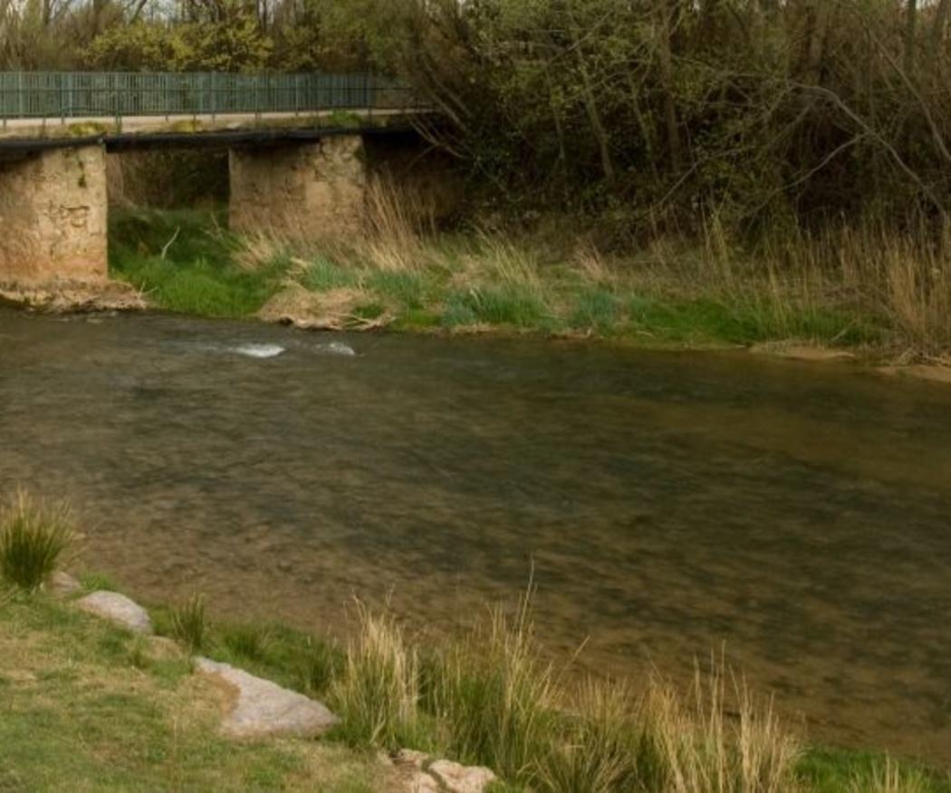Esteras de Medinaceli y el nacimiento del río Jalón
