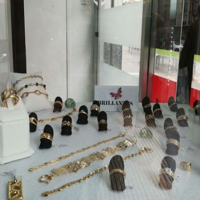 Los diferentes tipos de oro usados en joyería