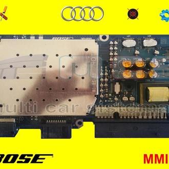 Reparación amplificadores sonido BOSE MOST AUDI MMI2G MMI-2G MMI3G MMI-3G