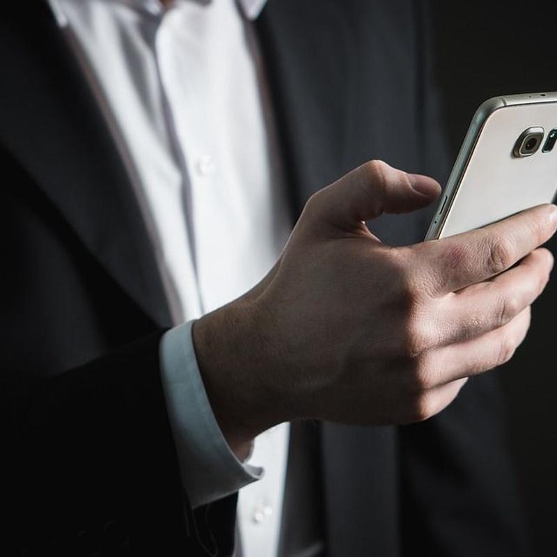 Recargas de teléfono: Productos y servicios  de Estación de Servicio Solbas