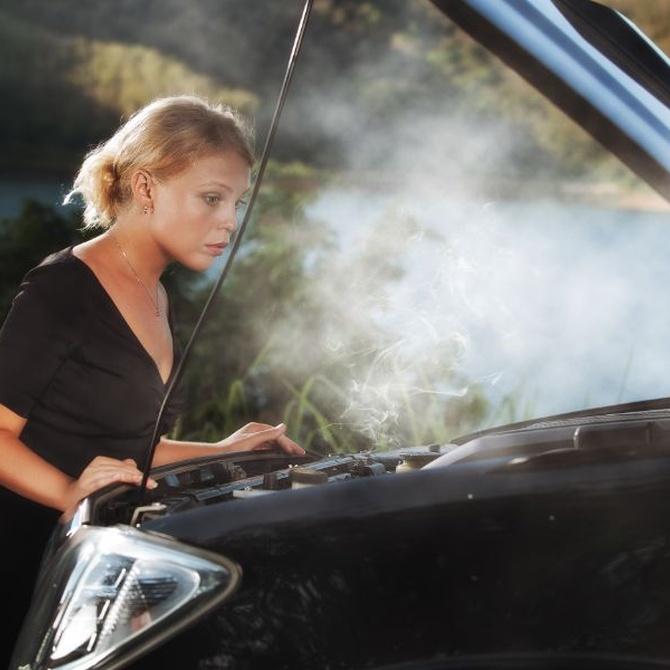 El sistema de refrigeración del coche y sus problemas