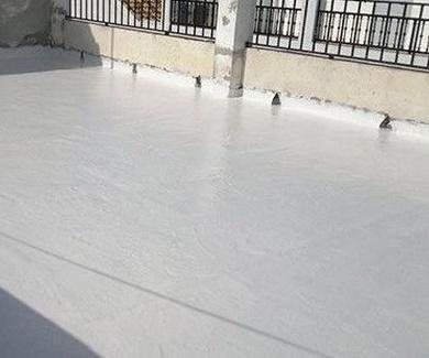 No más filtraciones de agua en su azotea, terraza, patio ...