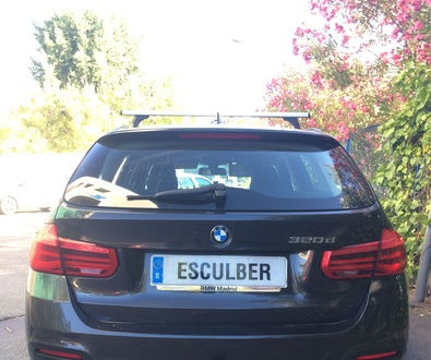 ENGANCHE DE REMOLQUE BMW 320 TOURING