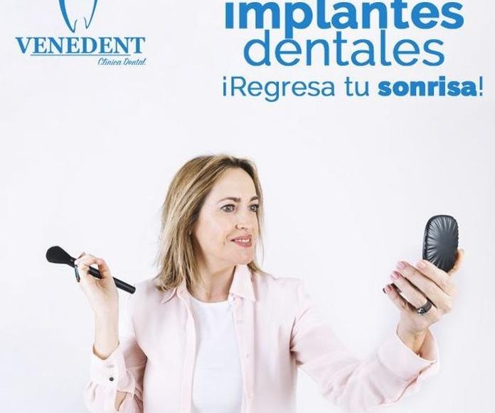 Implantes dentales en León: La mejor solución