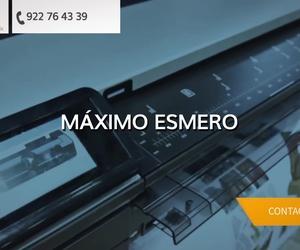 Impresión digital en Tenerife: León Grafix