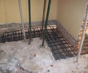 Proceso de rehabilitación de edificio