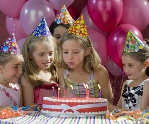 Fiestas de cumpleaños para niños