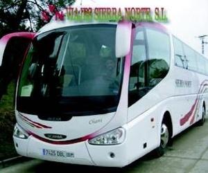alquiler de autobuses buitrago del lozoya