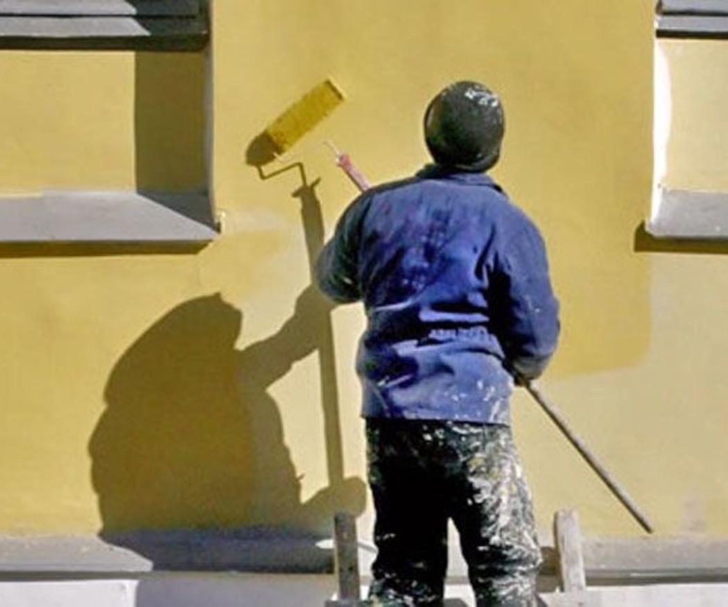 Todo lo que tienes que saber para pintar una fachada