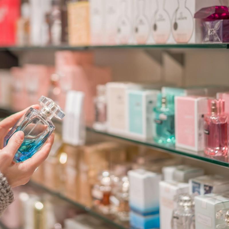 Perfumería: Catálogo de Hierbabuena Sigüenza