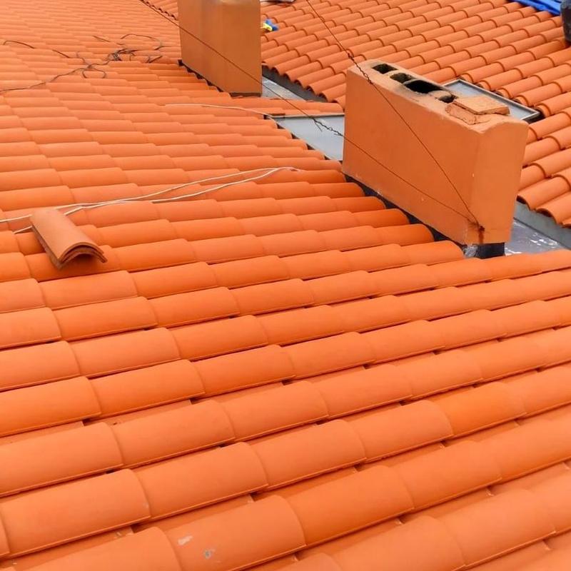 Reforma de tejado en Santander