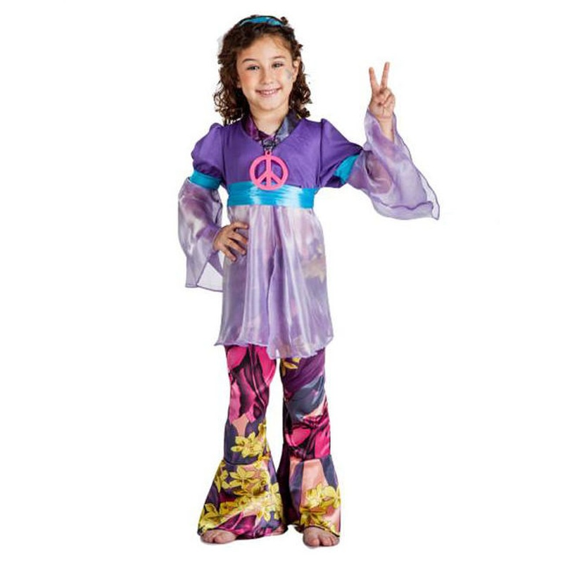 Disfraces hippies infantiles: Catálogo de Quimera