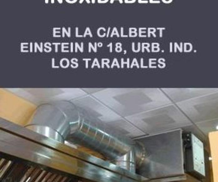 Transporte de productos: Trabajos y servicios de Talleres Sarmiento, S.L