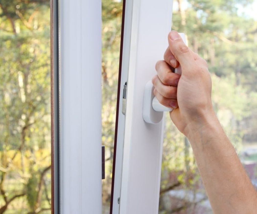 Tipos de apertura de las ventanas de aluminio