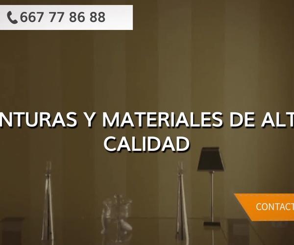 Empresa de pintores en Murcia | Sotomur