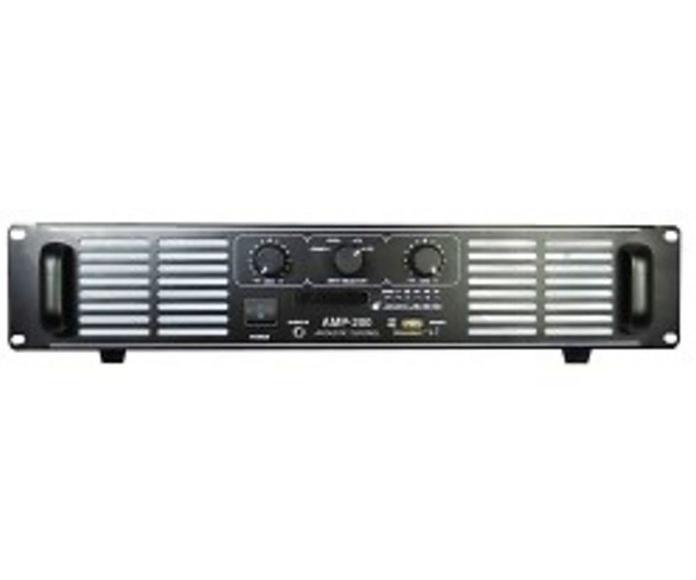Amplificador estereo profesional  bluetooth AMP-200: Nuestros productos de Sonovisión Parla