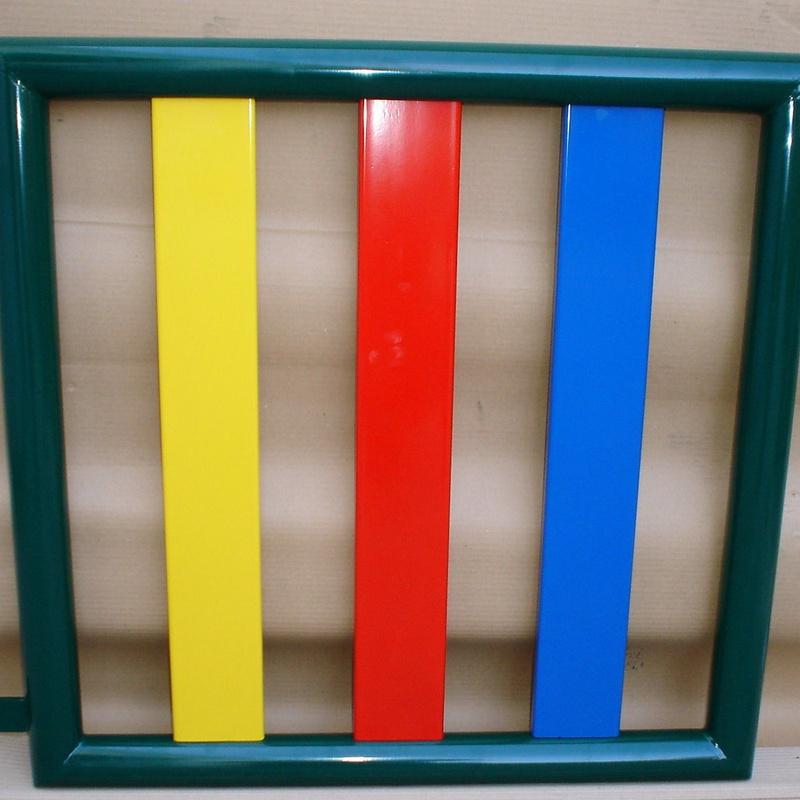 Metálica de colores: Productos de Marbarca Matriceros S.L