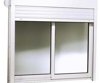 Mamparas de terraza para profesionales (hostelería): Productos y Servicios  de Carpintería de Aluminio Pérez Gallego